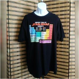 StarWars Periodical Element T-Shirt